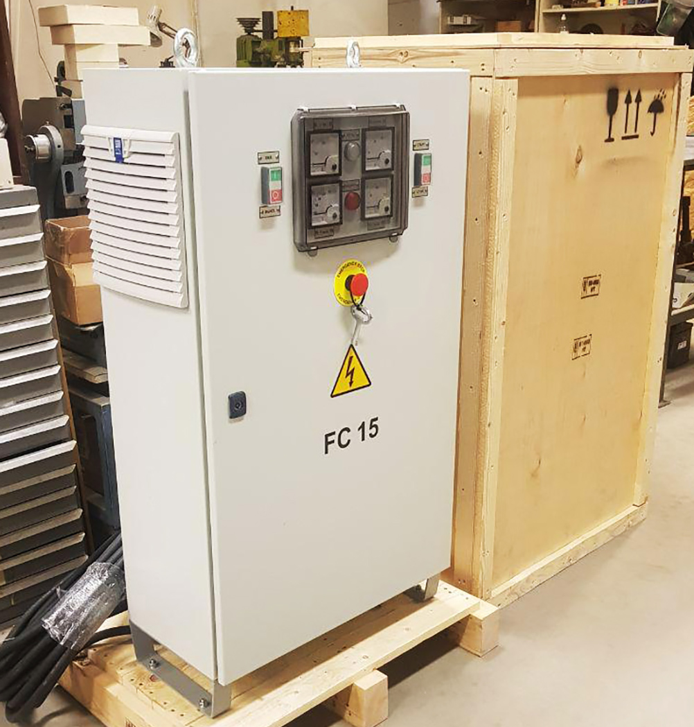 Frequency converter FC-15, 400 HZ, 15 kVA